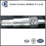 OEM forged high precision hardened surface agriculture pto shaft