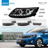 hyundai elantra led headlights head light accessories K2