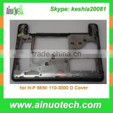 laptop boady cover mainboard back cover for HP MINI 110-3000 bottom case laptop A B C D shell