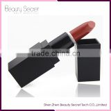 High Quality Wholesale Herbal Lipstick Natural Tender Peach 30 Color lipgloss can print logo