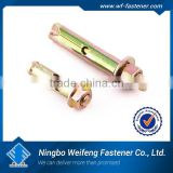 hex bolt sleeve anchor with plastic ring ningbo weifeng fasteners made in China manufacturers suppliers