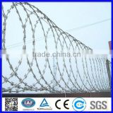 Security used galvanized concertina razor barbed wire for sale (whatsapp:0086 15631857069)