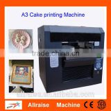 Digital edible cake photo food printing machine for cake
