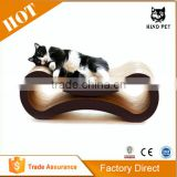 Wholesale cardboard cat scratcher Bed for Cats