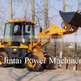 China latest export model ZL12Fmini weel loader