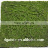 moss flocking artificial moss grass carpet