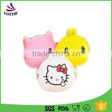 Alibaba Online Shopping Cute Cartoon Silicone Coin Wallet Pouch Mini Squeeze Silicone Animal Coin Purse For Kids Gifts
