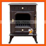 Multi Fuels Wood Burning Stove With CE Certification