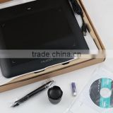 2014 best seller practical portable 8 inch usb graphic tablet signature pad with digital pen for pc