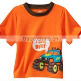 kids cartoon t-shirts boys fashion short sleeve t shirts