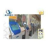 Durable Self Service Information Kiosk Multimedia With Intel NM70 Express Chipset
