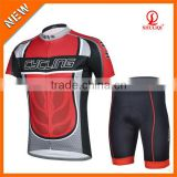 New design men sexy cycling wear specialized sublimation printing OEM custom cycling jerseys