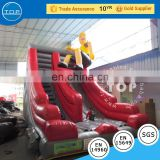 TOP Inflatables Gym Equipment,inflatable water slide,Giant inflatable water slide for Adult and Kids
