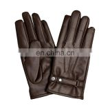 sheepskin women leather gloves dress unlined leather gloves