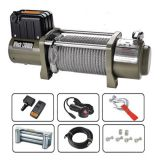4x4 13000lbs off-road vehicle electric winches