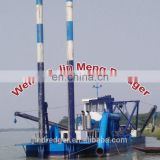 20inch River Sand Dredger Mining Equipment with engineer service sale