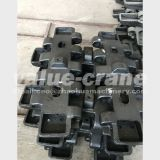 casting Terex/American HC50 track shoe crawler crane track pad undercarriage parts track plate