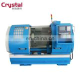 CNC controller machine AWR3050 wheel cutting machine