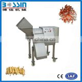 Stainless steel industrial dicer food chopper / vegetable cutter / new commercial vegetable slicer dicer