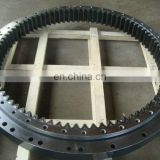 external geared slewing ring for excavator,excavator external geared slewing ring bearing,internal/outer gear slewing ring
