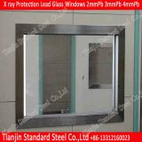 Luggage Inspection Lead Screen With 2mmPb Lead Glass Window