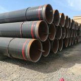 Black Steel Pipe Anticorrosion Pipe Shotcrete & Drainage