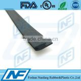 For car seal auto used customized wiper blade rubber strip