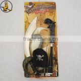Pack of 3 Carnival Accessories Pirate Equipments