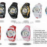 SNT-LR621 promotion cheap digital watch with LCD movement