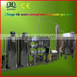 Domestic sewage Treatment (package type) Device Plant System for water reuse from hospital