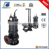 cast iron impeller submersible pumps for dirty water with control panel