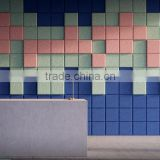 Factory outlet Fiber Soundproof acoustic panel