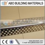 Galvanized,Aluminum Drywall Corner Bead for sale, stainless steel corner beads for construcation