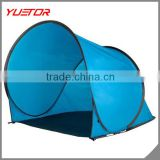 Outdoor Beach Fishing Picnic Campinp sun shade anti-uv one touch pop up tent                                                                         Quality Choice