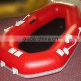 PVC Inflatable fishing boat with paddle, boating ,China manufacturer boat quality design