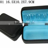 Fashionable PU Leather Packaging Cosmetic Bag with Flannel Insert Wholesale Made in China P701