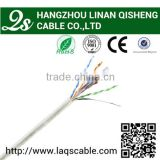 Qisheng cable manufacturer lan cable network cable clamp cat6 Copper conductor,cat6,cat5,utp.