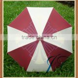 Best sale double canopy golf umbrella for promotional gifts