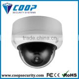 Support WDR 2.0Mega pixel 1080P HD-SDI Vandalproof Dome Camera