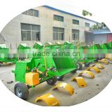 DWC-22 CE certificated wood chipper/wood processor/diesel wood chipper                                                                                                         Supplier's Choice