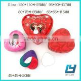 Heart Tin Box