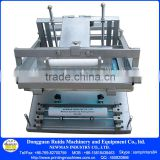 NS202 Manual cylindrical round silk screen printer machine