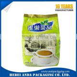 Side Gusset Back Sealed Milk Tea Powder Plastic Packaging Bag                                                                         Quality Choice