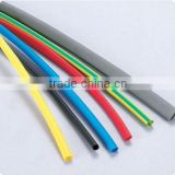 high temperiture Cable Accessories flexible silicone customized colored heat shrink tube