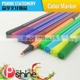 Hot New Product 12 Colors washable textile marker water color pen