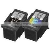 factory selling cl541xl colour ink cartridge remanufactured for canon printer