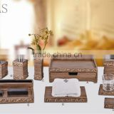 Hotel resin product bathroom accessories