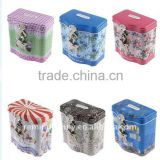 Custom Tin Candy Money Boxes