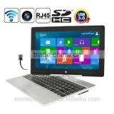 R116 11.6 inch Laptop with DVD Laptop with 360 Degree Rotating Intel Celeron Dual Core Win8 2GB RAM 320GB Webcam