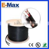 18 AWG copper covered coaxial cable flat wire power cable                                                                                                         Supplier's Choice